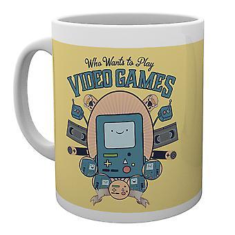 Adventure Time videospelletjes mok