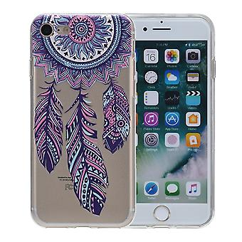 Henna cover for Apple iPhone 6 / 6s plus case protective cover silicone dream catcher