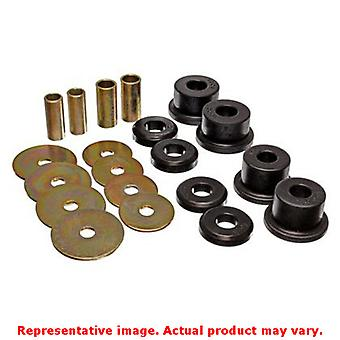 Energy Suspension Body Mount Set 5.4103G Black Fits:EAGLE 1990 - 1994 TALON TSI