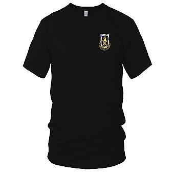US Army - 2nd Brigade 3rd Infantry Division Special Troops Battalion Embroidered Patch - Mens T Shirt
