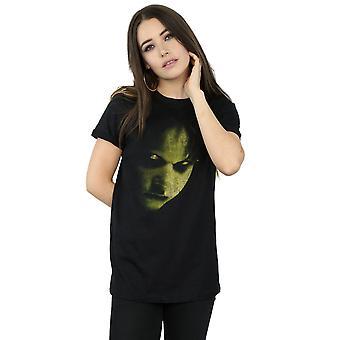 The Exorcist Women's Regan Face Boyfriend Fit T-Shirt