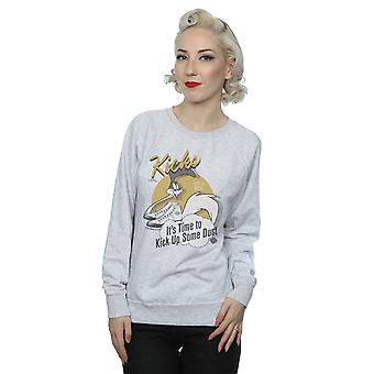 Looney Tunes Women's Road Runner Kicks Sweatshirt