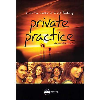 Private Practice (TV)-Film-Poster (11 x 17)