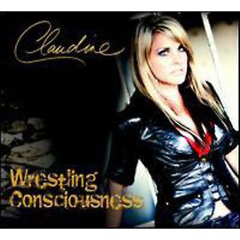 Claudine - brydning bevidsthed [CD] USA importerer