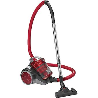 Clatronic vacuum cleaner Bagless 700W BS 1302-Red