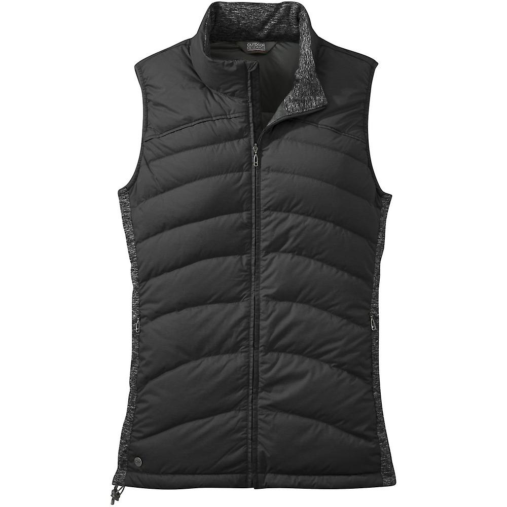 Outdoor Research Women's Plaza Down Vest Lightweight and Durable Wear
