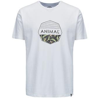 T-shirt manica corta Lamary animale