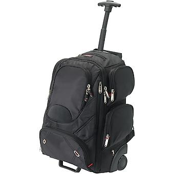 Elleven Proton Checkpoint Friendly 17in Laptop Wheeled Backpack