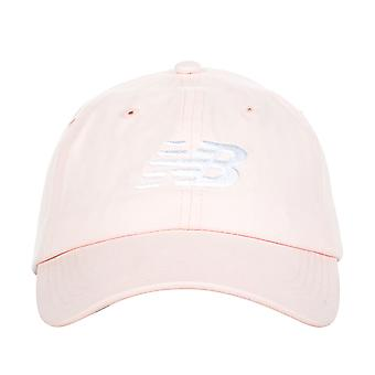 New Balance 6 Panel Curved Brim Cap - Pink Sandstone