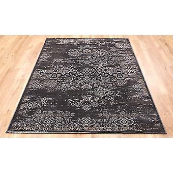 Strata barok brązowy dywan