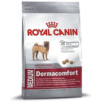 Royal Canin Dermacomfort food for Medium Dog 10kg