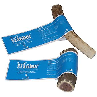 Stagbar Antler Dog Puppy Chew Toy SMALL
