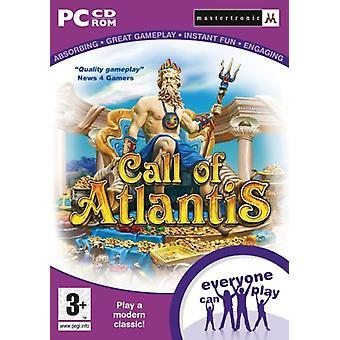 Call Of Atlantis (PC)