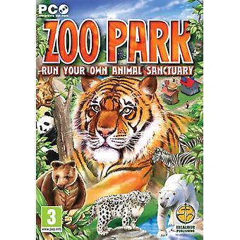 Zoo Park (PC DVD) - Fabrik versiegelt