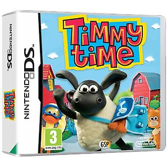 Timmy Time (Nintendo DS) - Factory Sealed