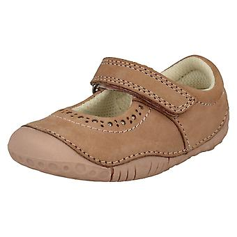 Chaussures Casual Startrite croisière - Nubuck rose - UK taille 4H - UE taille 20 - taille US 5