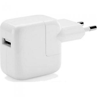 Original bulk Apple MD836ZM/A AC adapter 12W, travel charger A1401, iPhone XS XR X 8 7 6 / iPad iPod