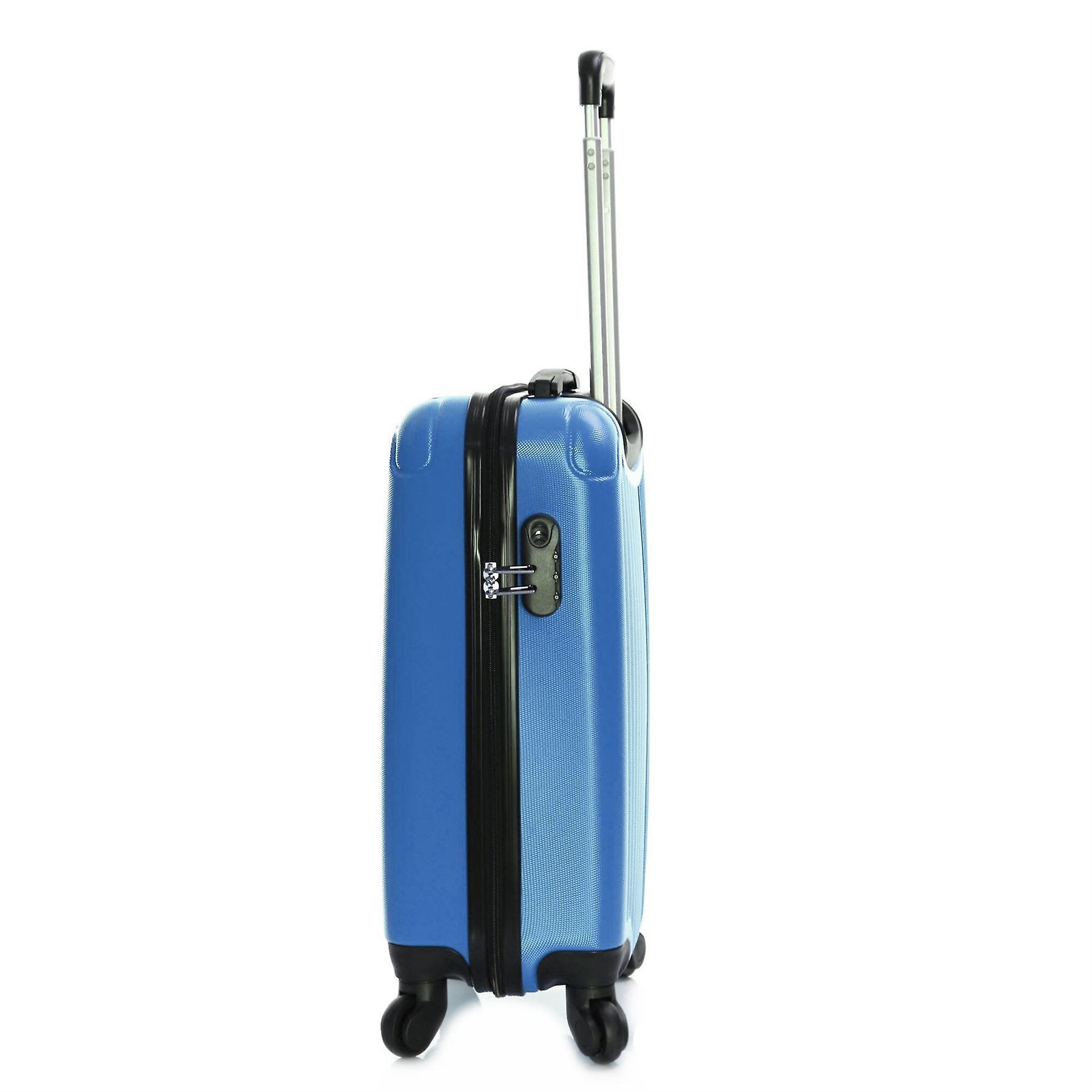 Slimbridge Borba 55 cm Hard Suitcase, Ocean Blue