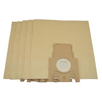 Bolsas de polvo de papel limpiador aspiradora Miele