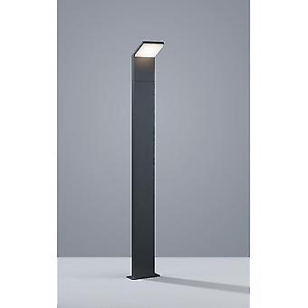 Trio verlichting parel moderne antraciet Diecast Aluminium Pole