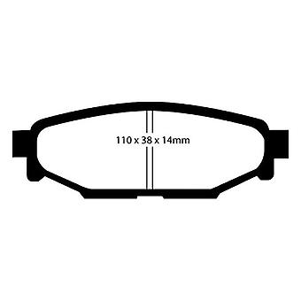 EBC UD1114 Ultimax OEM Replacement Rear Brake Pads