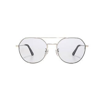 Police Highway Two 5 Sunglasses In Shiny Palladium Silver