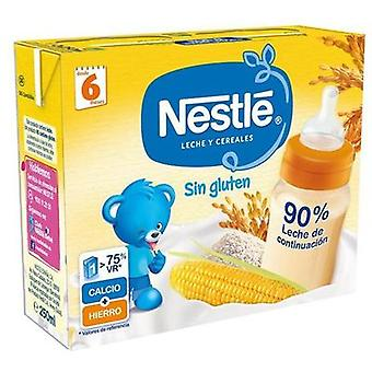 Nestlé Milk and Cereals without Gluten