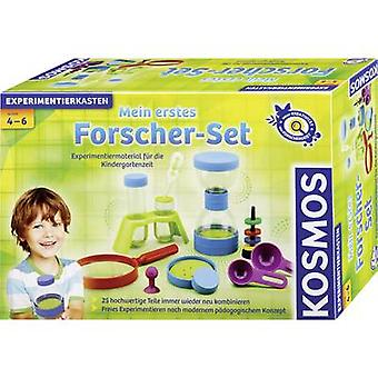 Science kit (box) Kosmos Mein erstes Forscher-Set 606022 4 years and over