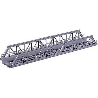 H0 Truss bridge 1-rail Universal (L x W x H) 360 x 70 x 45 mm