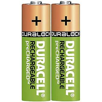 Duracell PreCharged HR06 AA battery (rechargeable) NiMH 2400 mAh 1.2 V 2 pc(s)