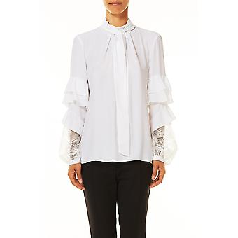 Shirt White C18184 Liu Jo Woman