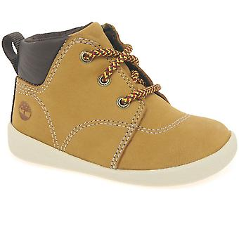 Timberland Tree Sprout Boys First Boots