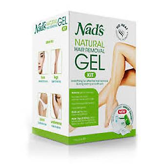 DNA, Hair Removal Gel, 6 onces