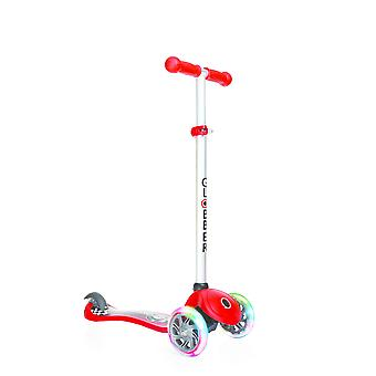 Globber Primo Fantasy Lights Kids Scooter - Primo Scooter - 3 Wheel Scooter -