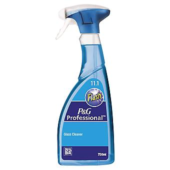 Flash Glass Cleaner Spray 11.1