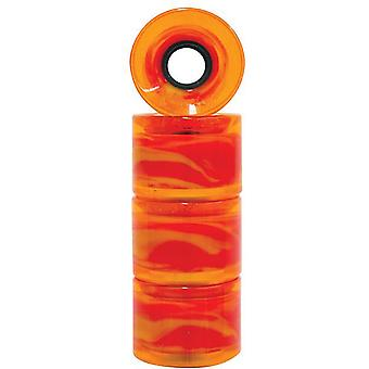 Penny Orange Plasma Series - 59mm Cruiser Wheels