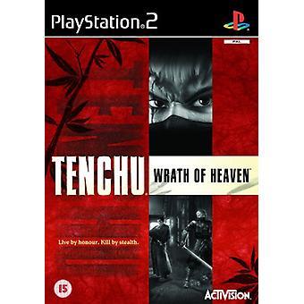 Tenchu toorn van de hemel (PS2)