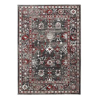 Anatolien röda rektangeln mattor traditionella mattor