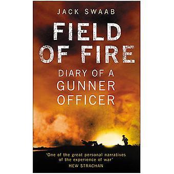 Gebied van brand - dagboek van een Gunner Officer (nieuwe editie) door Jack Swaab