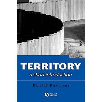 Território - uma breve introdução por David Delaney - livro 9781405118323
