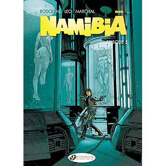 Namibië - aflevering 5 door Leo - 9781849183307 boek