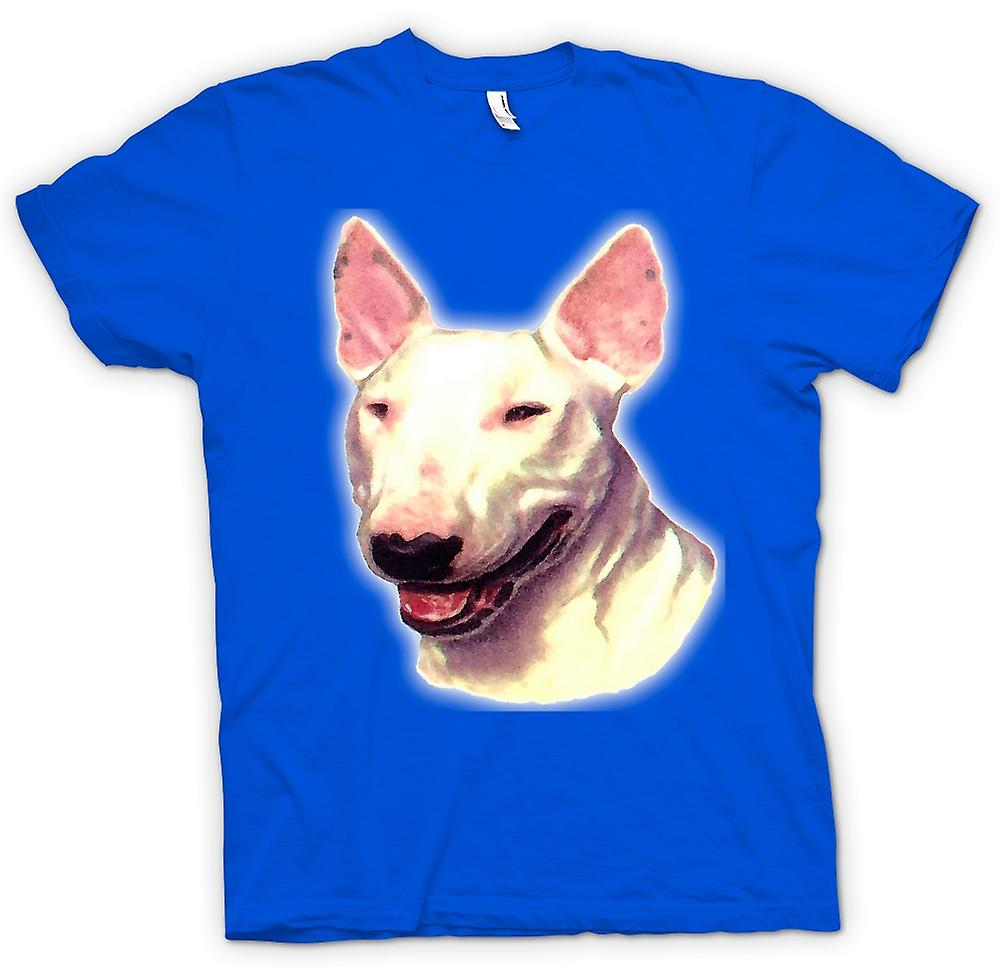 Hommes T-shirt - English Bull Terrier - chien