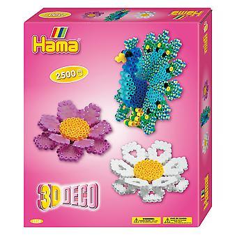 Hama Beads 3D Deco