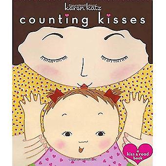 Tellen kussen: Een kus & Lees boek