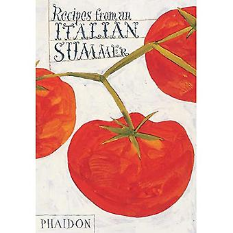 Recipes from an Italian Summer (Cookery)