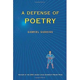 Een verdediging van de poëzie (Pitt poëzie) (Pitt poëzie serie)