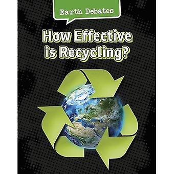 Miten tehokas kierrätys? (Maan keskustelut)