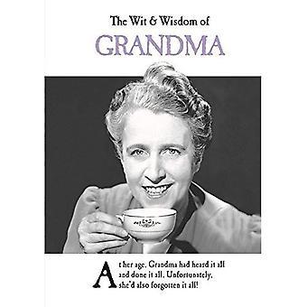 Wit ja viisautta mummo