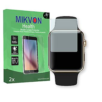 Apple Watch Edition 38mm Screen Protector - Mikvon Health (Retail Package with accessories) (reduced foil)