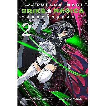 Puella Magi Oriko Magica: Sorg bön, volym 2